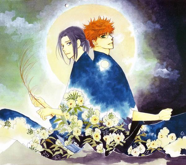 Tags: Anime, Takao Shigeru, Golden Days, Hana To Yume Calendar 2007, Hana to Yume (Source)
