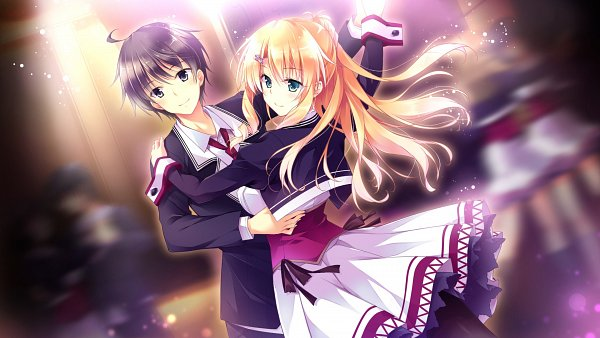 Tags: Anime, Hayakawa Harui, Ensemble, Golden Marriage, Wallpaper, HD Wallpaper, CG Art