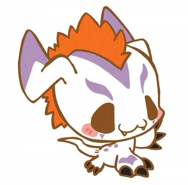 Tags: Anime, Pixiv Id 650746, Digimon Adventure, Gomamon, Fanart, Fanart From Pixiv, Pixiv