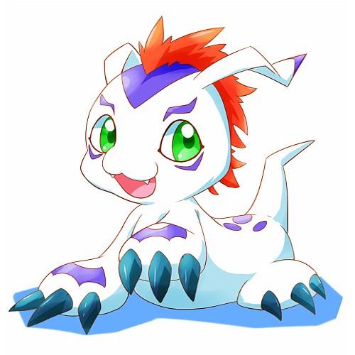Gomamon - Digimon Adventure
