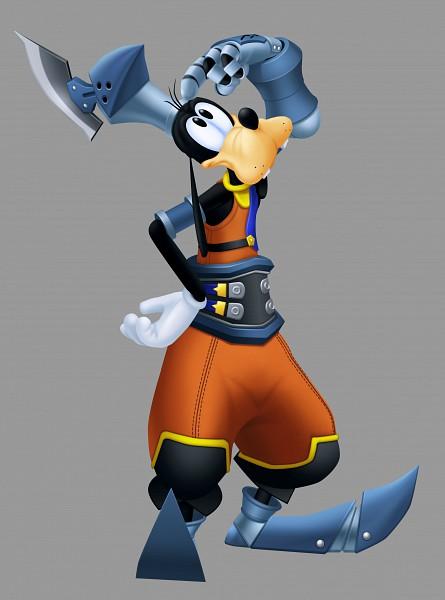 Tags: Anime, SQUARE ENIX, Kingdom Hearts, Kingdom Hearts: Birth by Sleep, Goofy, Official Art, Disney