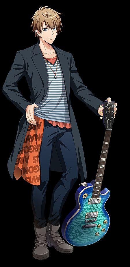 Goryou Yuuto - Argonavis from BanG Dream!