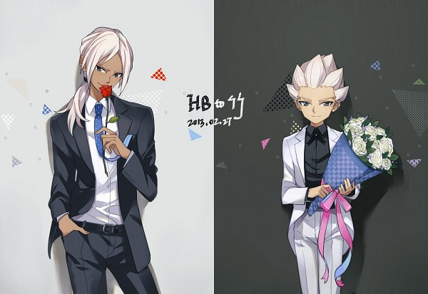 Tags: Anime, Minami Shiro, Inazuma Eleven GO Chrono Stone, Inazuma Eleven, Inazuma Eleven GO, Gouenji Shuuya, Pixiv, Fanart From Pixiv, Fanart