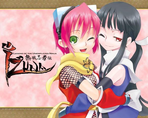 Tags: Anime, Gouma Reifu Den Izuna, Izuna, Shino (izuna), Izuna: Legend Of The Unemployed Ninja