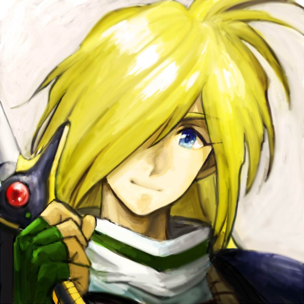 Gourry Gabriev - Slayers
