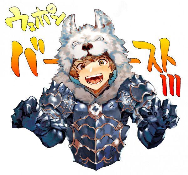 Tags: Anime, Pixiv Id 2609450, Granblue Fantasy, Gran (Granblue Fantasy)