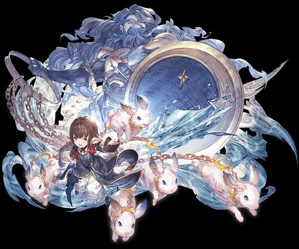Tags: Anime, Minaba Hideo, Cygames, Granblue Fantasy, Haaselia (Granblue Fantasy), The Moon (Granblue Fantasy), Official Art