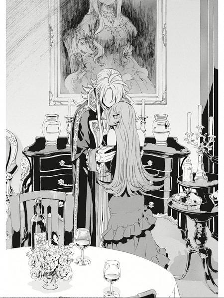 Tags: Anime, Miyuu, Grancrest Senki, Official Art, Character Request, Novel Illustration, Record Of Grancrest War