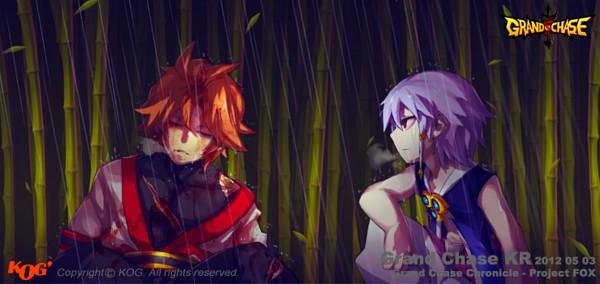 Tags: Anime, Grand Chase, Asin Tairin, Tairin