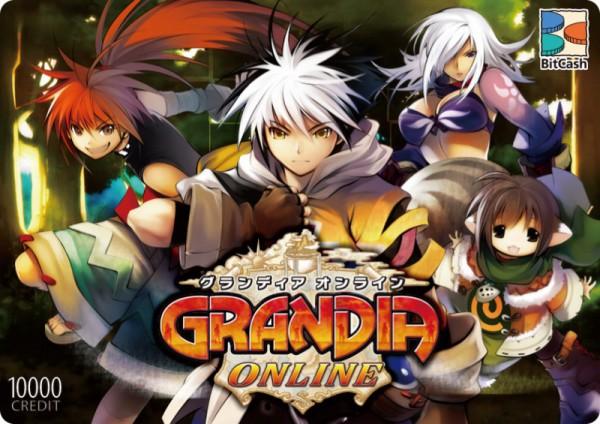 Tags: Anime, Game Arts, Grandia Online