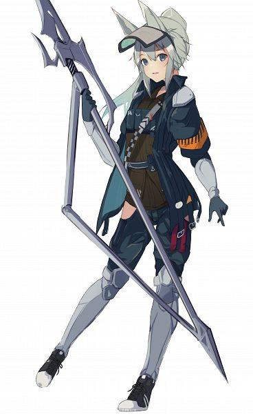 Tags: Anime, Pixiv Id 25194775, Arknights, Grani (Arknights), Pixiv, Fanart, Fanart From Pixiv