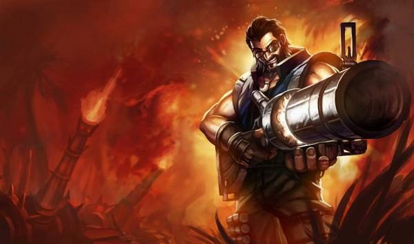 Tags: Anime, Knockwurst, Riot Games, League of Legends, Graves (League of Legends), Official Art