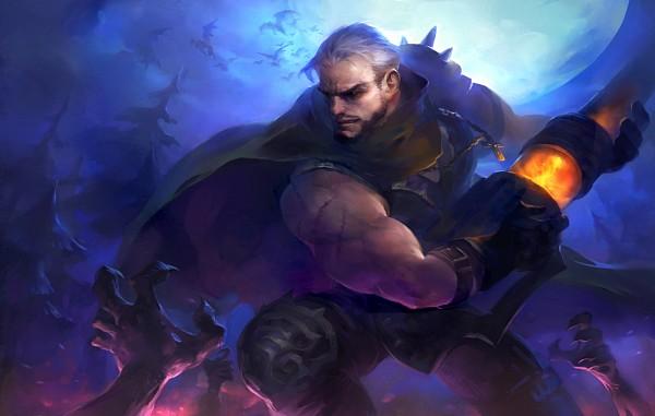 Tags: Anime, Pixiv Id 534128, League of Legends, Graves (League of Legends)