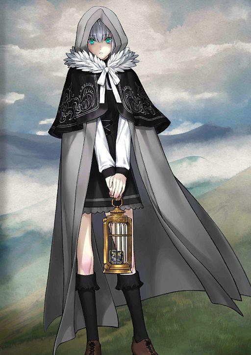 Gray (Lord El-Melloi II Case Files) - Lord El-Melloi II-sei no Jikenbo