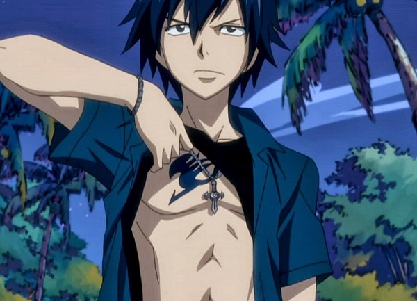 Tags: Anime, A-1 Pictures, FAIRY TAIL, Gray Fullbuster, Screenshot
