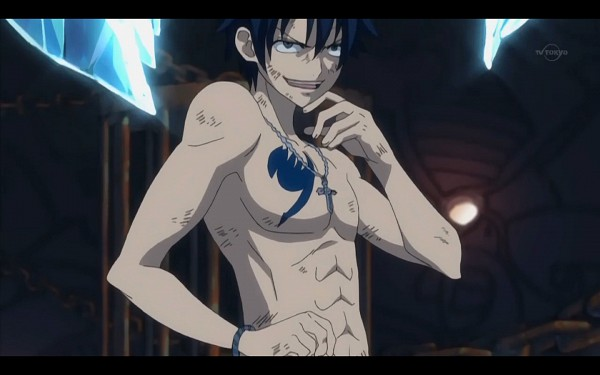 Tags: Anime, FAIRY TAIL, Gray Fullbuster, Wallpaper