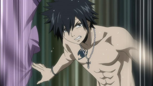 Tags: Anime, FAIRY TAIL, Gray Fullbuster, Pecs, Gray Fullsexy, Wallpaper, HD Wallpaper, Facebook Cover, Screenshot