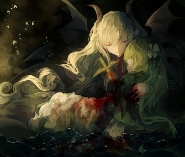 Tags: Anime, Pixiv Id 4154796, Gray Garden, Reficul, Sin (Mogeko), Pixiv, The Gray Garden
