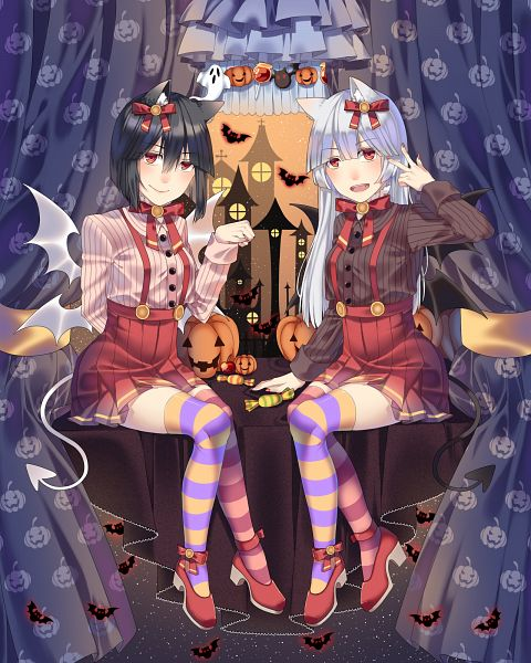 Tags: Anime, Pixiv Id 9038341, Gray Garden, Ater (Gray Garden), Arbus, Fanart From Pixiv, Pixiv, Fanart, The Gray Garden