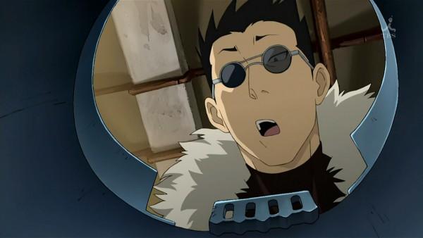 Tags: Anime, Fullmetal Alchemist, Greed (FMA), Screenshot