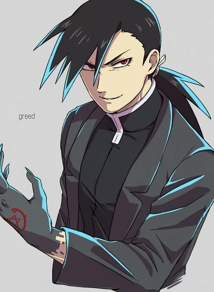 Greed/Greeling - Ling Yao - Image #1723280 - Zerochan Anime Image Board
