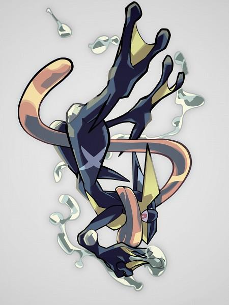 Greninja - Pokémon