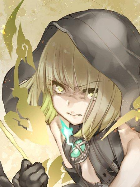 Tags: Anime, Pixiv Id 12789650, SINoALICE, Gretel (SINoALICE), Gritted Teeth, Fanart