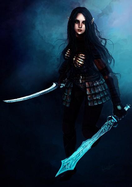 Grey Warden - Dragon Age: Origins