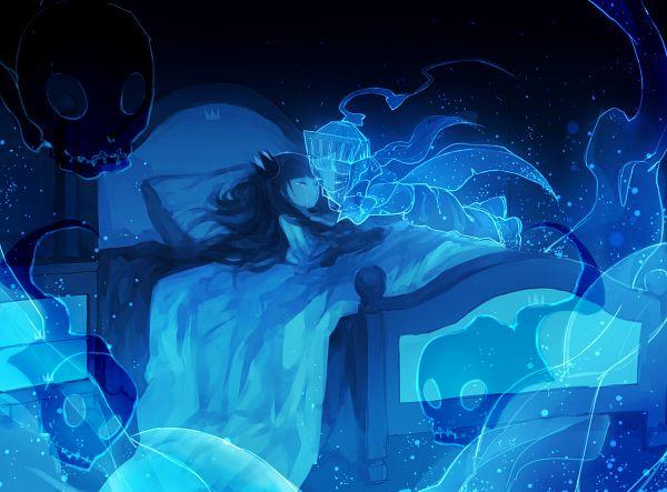Tags: Anime, GriRea, Tumblr, Fanart, Fanart From Tumblr, Deep-Sea Prisoner