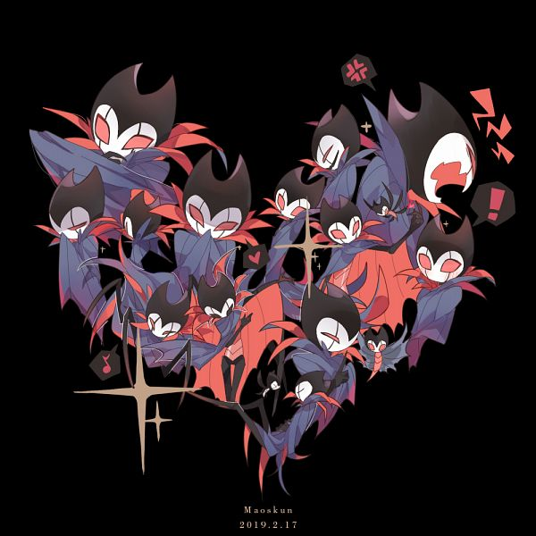 Tags: Anime, Pixiv Id 4021293, Hollow Knight, Grimm (Hollow Knight), Pixiv