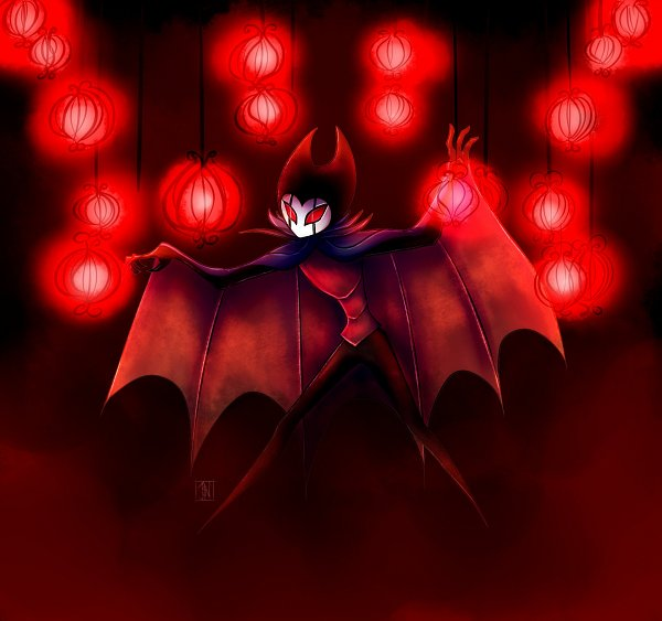 Tags: Anime, Joysanni17, Hollow Knight, Grimm (Hollow Knight), Twitter