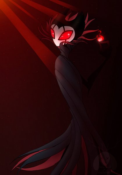 Tags: Anime, Cawterwaul, Hollow Knight, Grimm (Hollow Knight), Twitter