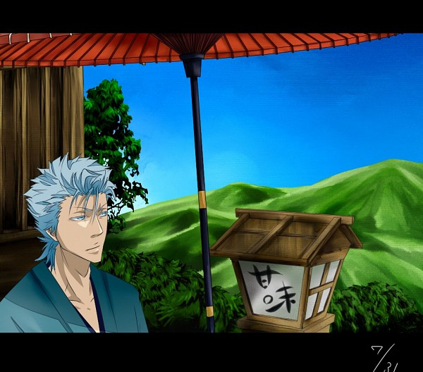 Tags: Anime, Pixiv Id 2179610, BLEACH, Grimmjow Jeagerjaques, Espada