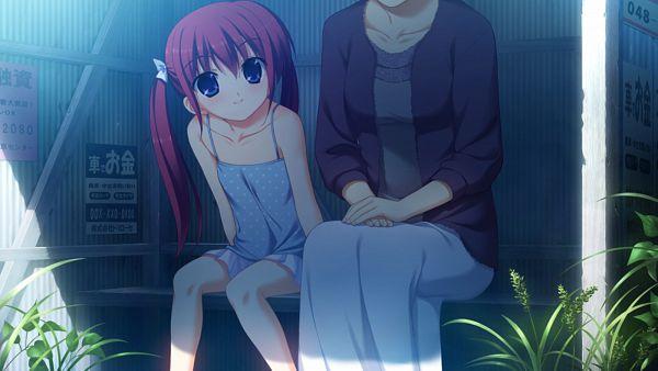 Tags: Anime, Fumio, Front Wing, Grisaia no Kajitsu, Suou Amane, CG Art, The Fruit Of Grisaia