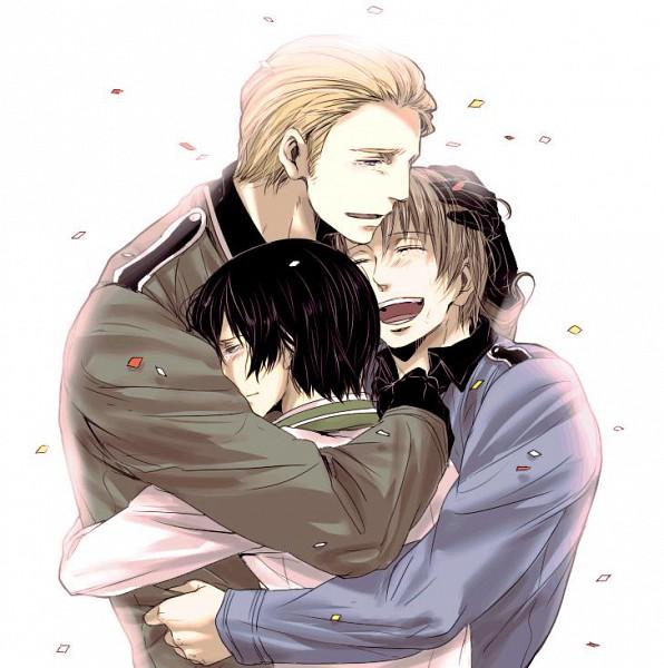 Group Hug - Hug