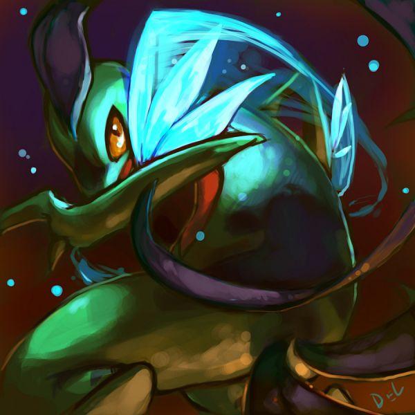 Grovyle - Pokémon