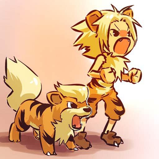 Growlithe - Pokémon