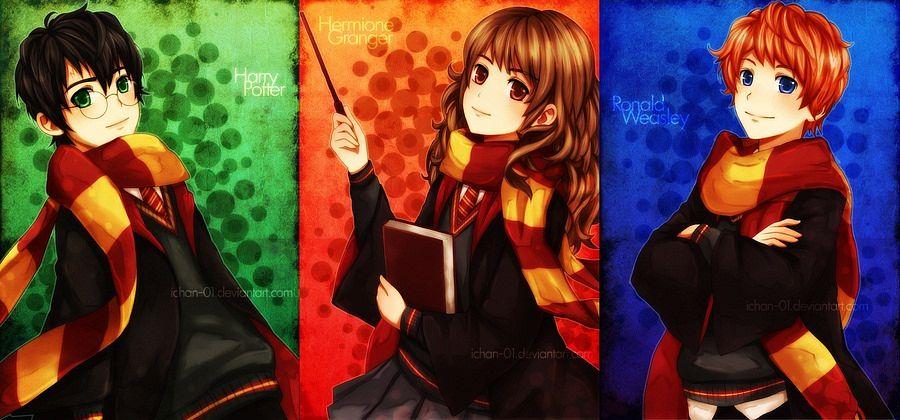 Anime Characters Hogwarts Houses : Gryffindor house harry potter image  zerochan