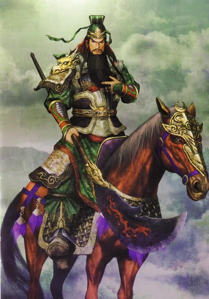 Guan Yu - Dynasty Warriors