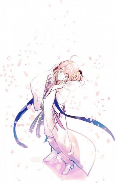 Tags: Anime, Pixiv Id 2075765, Fate/Grand Order, Gudako, Merlin (Fate/stay night) (Cosplay), Fanart From Pixiv, Pixiv, Fanart
