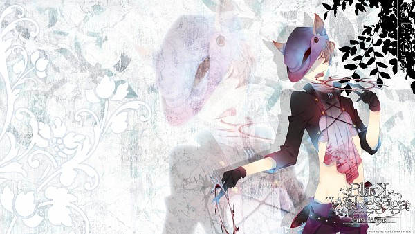 Tags: Anime, Rejet, Black Wolves Saga, Guillan Guinor, Official Art, HD Wallpaper, Official Wallpaper, Wallpaper