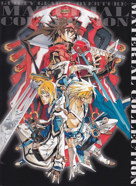 Guilty Gear 2 -Overture- Material Collection - GUILTY GEAR