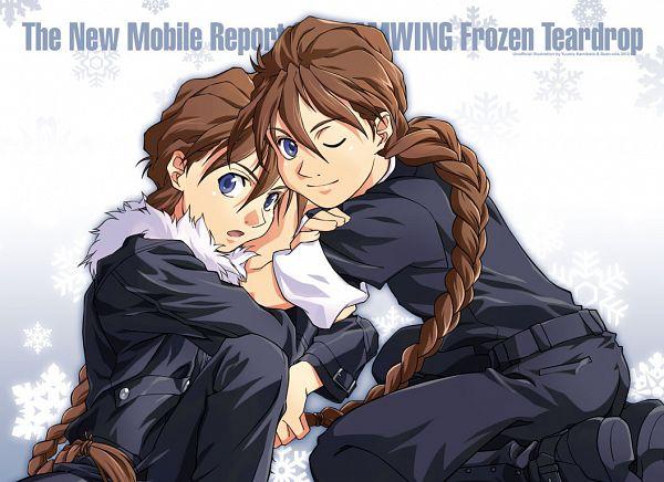 Tags: Anime, Kamibata, Gundam Wing: Frozen Teardrop, Mobile Suit Gundam Wing, Duo Maxwell, Duo Maxwell II, Fanart, Pixiv