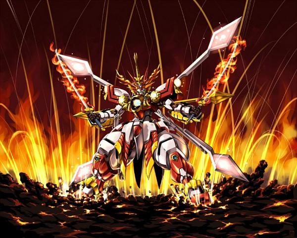 Gundams - Mecha