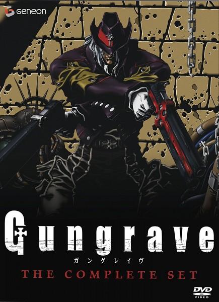 Tags: Anime, Gungrave, Brandon Heat