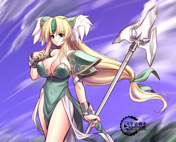 Tags: Anime, Gunner-L