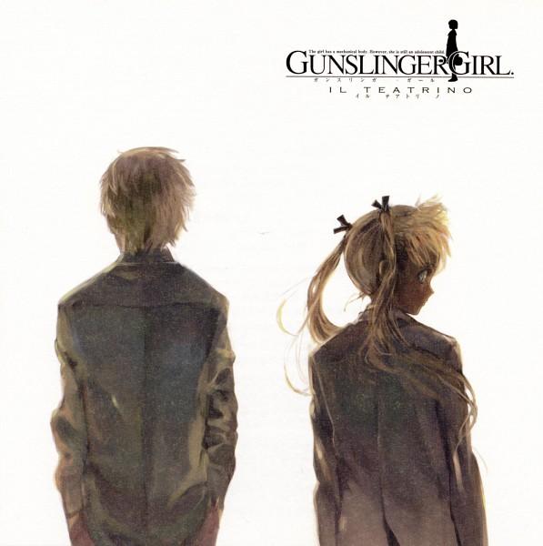 Tags: Anime, Gunslinger Girl, Pinocchio (Gunslinger), Triela