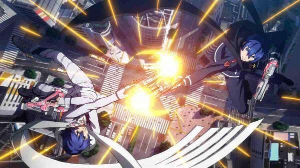 Tags: Anime, Gunslinger Stratos