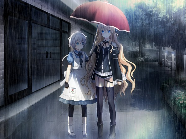 Tags: Anime, Nekonyan, Escu:de, Gurenka, CG Art