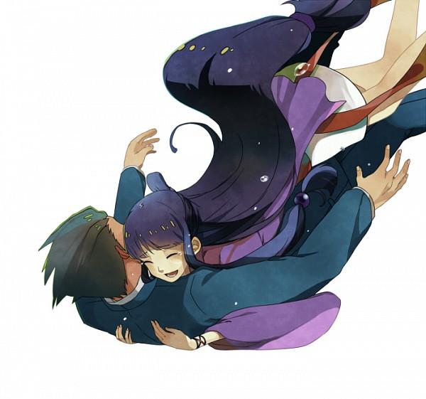 Tags: Anime, Pixiv Id 2240053, Gyakuten Saiban, Ayasato Mayoi, Naruhodou Ryuuichi, Pixiv, Fanart From Pixiv, Fanart, Phoenix Wright: Ace Attorney